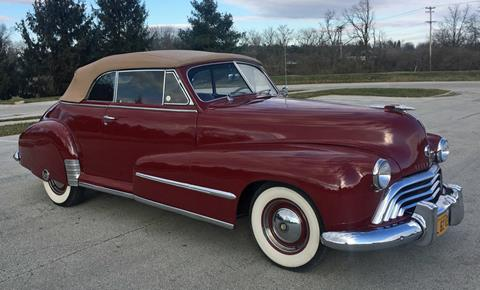 1948 Oldsmobile Delta Eighty-Eight for sale in West Chester, PA