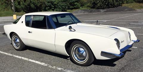 1963 Studebaker Avanti for sale in West Chester, PA