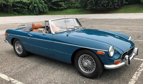 1972 MG MGB for sale in West Chester, PA