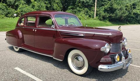 Used 1942 Lincoln Zephyr For Sale Carsforsale Com