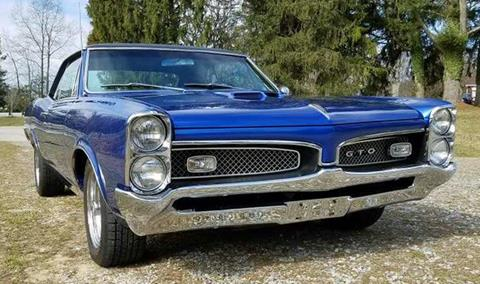 1967 Pontiac GTO for sale in West Chester, PA