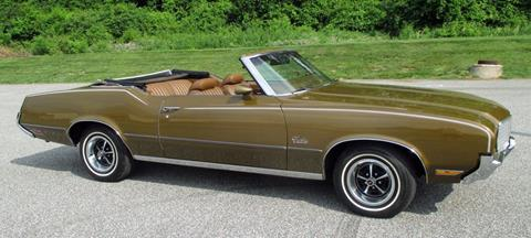1972 Oldsmobile Cutlass for sale in West Chester, PA