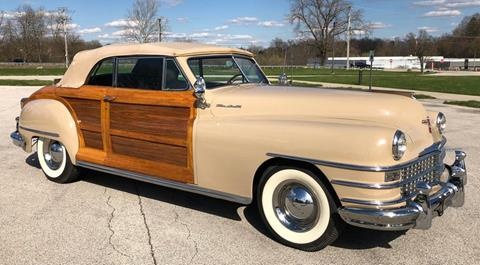 1948 Chrysler Town and Country for sale in West Chester, PA