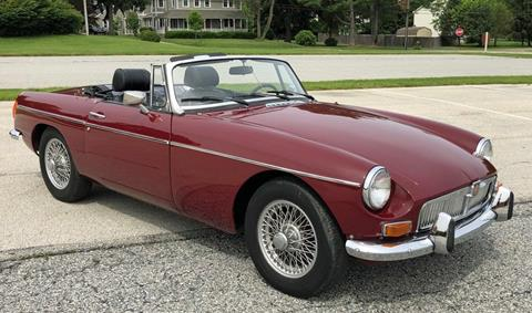 1973 MG MGB for sale in West Chester, PA