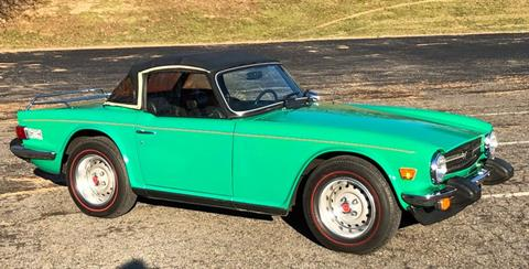 1976 Triumph TR6 for sale in West Chester, PA