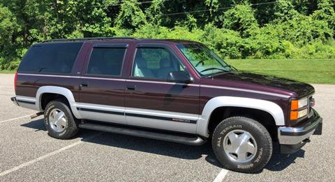1997 GMC Suburban for sale in West Chester, PA