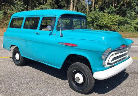 1957 Chevrolet Suburban for sale in West Chester, PA