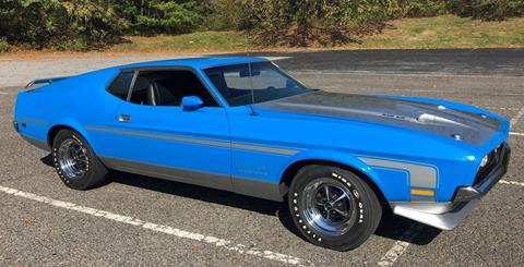 1971 Ford Mustang for sale in West Chester, PA