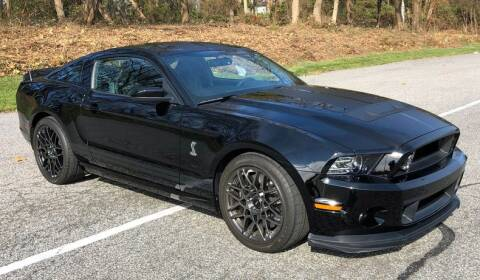 2014 Ford Shelby GT500 for sale in West Chester, PA