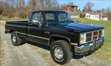 1987 GMC R/V 1500 Series for sale in West Chester, PA
