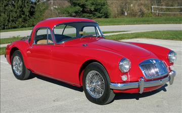 1958 MG MGA for sale in West Chester, PA