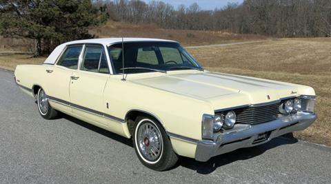 1968 Mercury n/a for sale in West Chester, PA