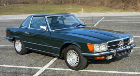 1972 Mercedes-Benz 350-Class for sale in West Chester, PA