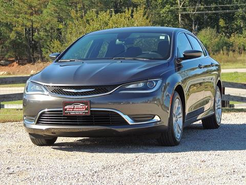 2016 Chrysler 200 for sale in Wendell, NC