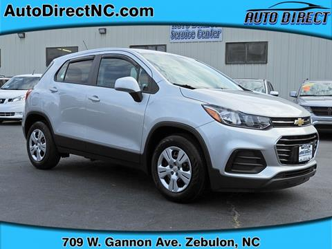 2018 Chevrolet Trax for sale in Zebulon, NC