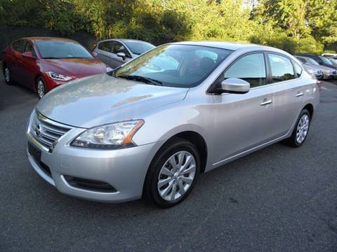 2014 Nissan Sentra for sale in Dumfries, VA