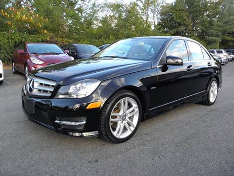 2012 Mercedes-Benz C-Class for sale in Dumfries, VA