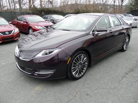 2013 Lincoln MKZ for sale at Dream Auto Group in Dumfries VA