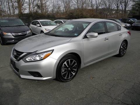 2018 Nissan Altima for sale at Dream Auto Group in Dumfries VA