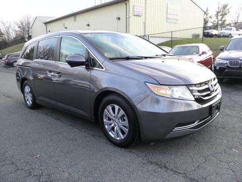 2016 Honda Odyssey for sale in Dumfries, VA