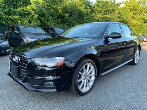 2015 Audi A4 for sale at Dream Auto Group in Dumfries VA