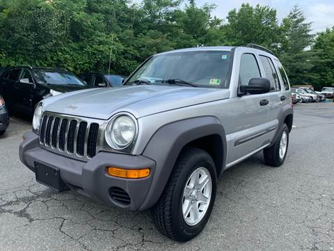 2003 Jeep Liberty for sale in Dumfries, VA