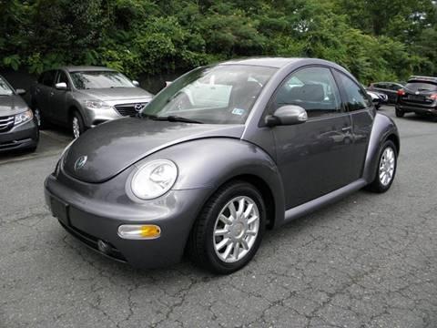 2004 Volkswagen New Beetle for sale at Dream Auto Group in Dumfries VA