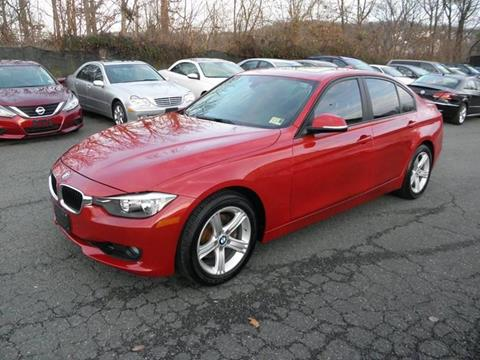 2015 BMW 3 Series for sale at Dream Auto Group in Dumfries VA