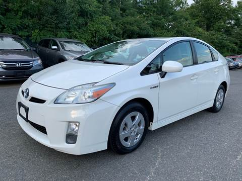 2010 Toyota Prius for sale at Dream Auto Group in Dumfries VA