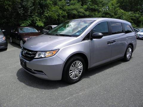 2017 Honda Odyssey for sale in Dumfries, VA