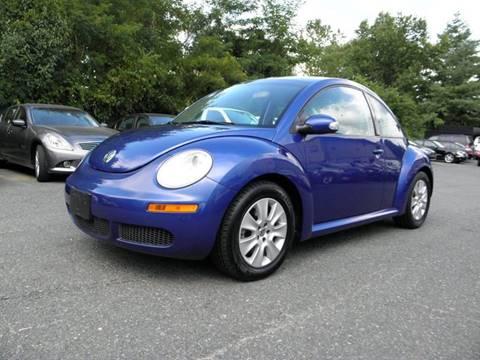 2008 Volkswagen New Beetle for sale at Dream Auto Group in Dumfries VA