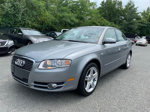 2007 Audi A4 for sale at Dream Auto Group in Dumfries VA