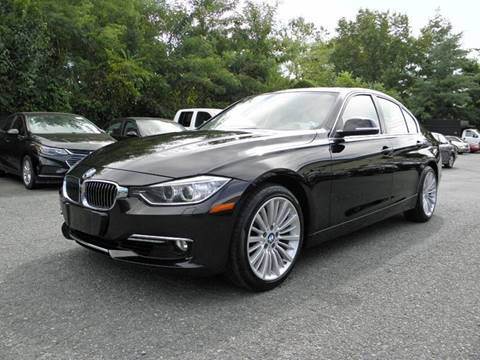 2012 BMW 3 Series for sale at Dream Auto Group in Dumfries VA