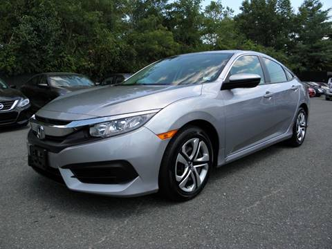2018 Honda Civic for sale at Dream Auto Group in Dumfries VA