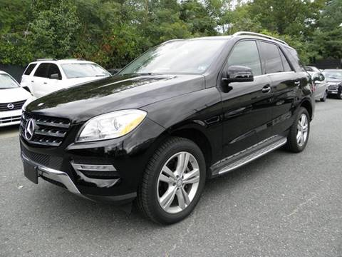 2015 Mercedes-Benz M-Class for sale at Dream Auto Group in Dumfries VA