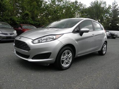 2018 Ford Fiesta for sale at Dream Auto Group in Dumfries VA
