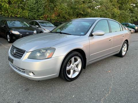 2005 Nissan Altima for sale at Dream Auto Group in Dumfries VA