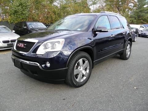 2012 GMC Acadia for sale in Dumfries, VA