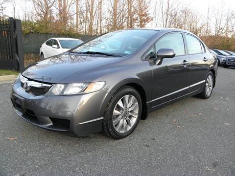 2010 Honda Civic for sale at Dream Auto Group in Dumfries VA