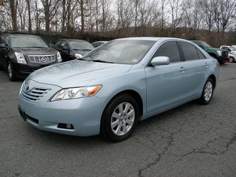 2008 Toyota Camry for sale at Dream Auto Group in Dumfries VA