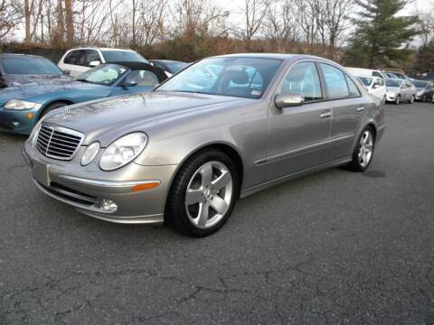 2003 Mercedes-Benz E-Class for sale at Dream Auto Group in Dumfries VA