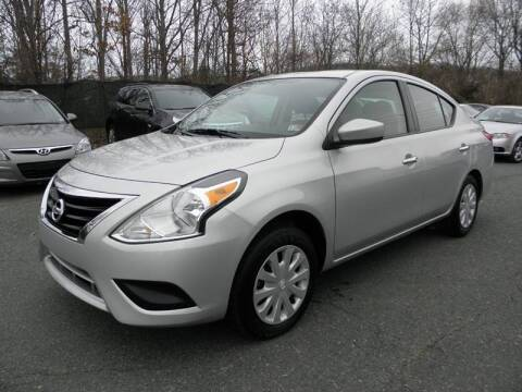 2019 Nissan Versa for sale at Dream Auto Group in Dumfries VA