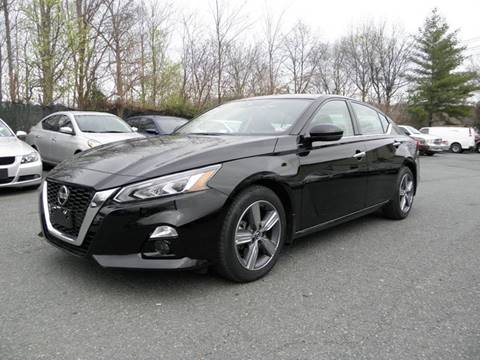 2019 Nissan Altima for sale at Dream Auto Group in Dumfries VA