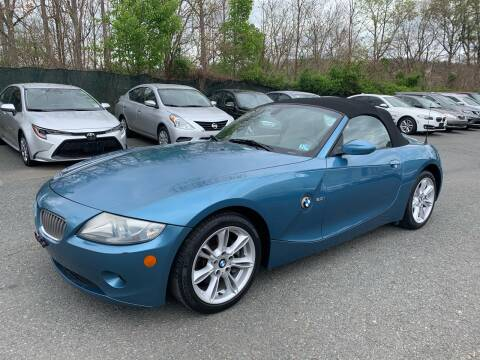 2005 BMW Z4 for sale at Dream Auto Group in Dumfries VA