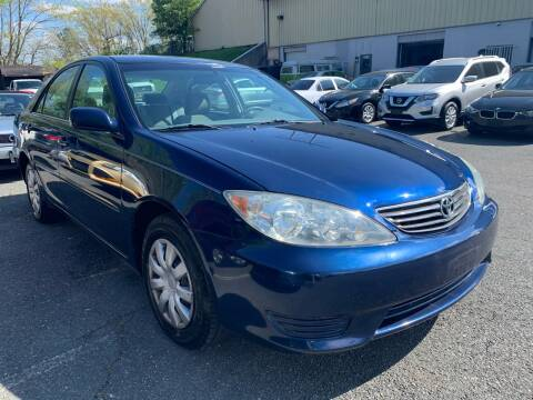 2006 Toyota Camry for sale at Dream Auto Group in Dumfries VA