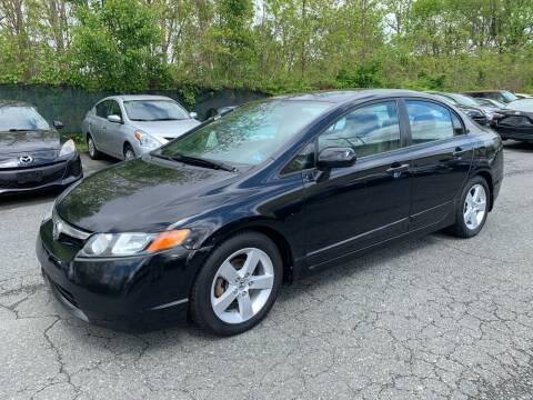 2007 Honda Civic for sale at Dream Auto Group in Dumfries VA