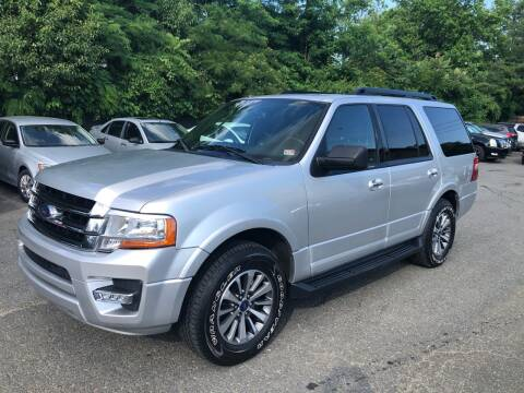 2017 Ford Expedition for sale at Dream Auto Group in Dumfries VA