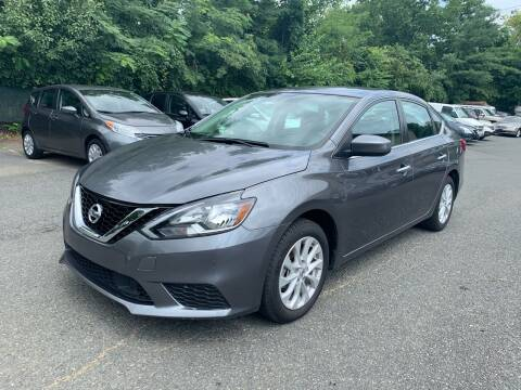 2019 Nissan Sentra for sale at Dream Auto Group in Dumfries VA