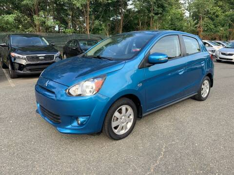 2015 Mitsubishi Mirage for sale at Dream Auto Group in Dumfries VA