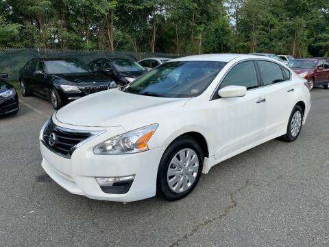 2015 Nissan Altima for sale at Dream Auto Group in Dumfries VA